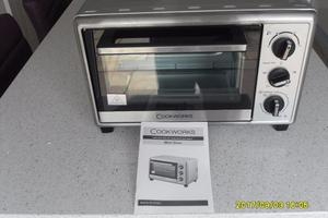 Cookworks 23 litre mini oven and grill