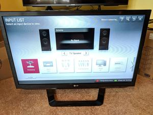 "LG Smart TV 32LM620T 32"" 3D p HD LED LCD Internet TV"