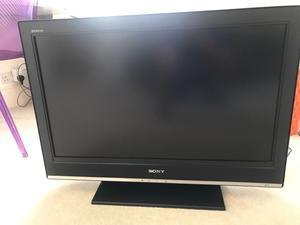 """Sony Bravia 32"""" LCD Television QUICK SALE!"""