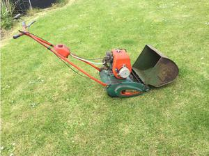 Suffolk Colt cylinder mower in Louth