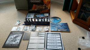 Battlefleet Gothic - OOP box set
