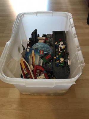 Big box of genuine Lego £40