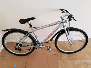Great 26inch CARRERA Vulcan mountain bike in good condition all fully working