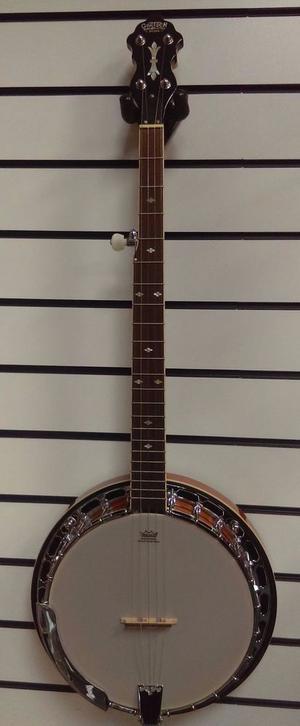"""Gretsch G Broadkaster """"Special"""" 5-String Resonator Banjo"""