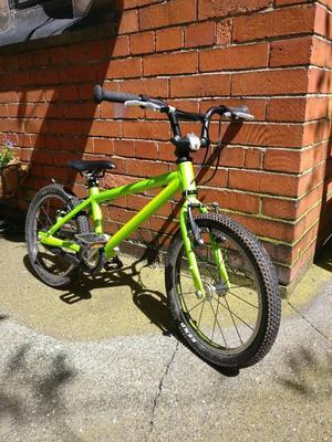 Isla bike Cnoc 16inch green great condition. Fantastic super lightweight kids bike for age 4-7