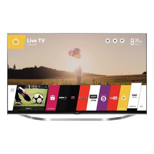 LG TV 55inch 4K Ultra HD, 3D LED Smart TV