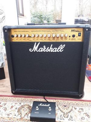 Marshall MG50 DFX combo