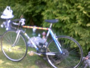 RALEIGH GENTS RACING BIKE