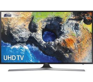 "SAMSUNG UE55MU"" Smart 4K Ultra HD HDR LED TV with"