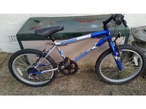 Universal Nitrogen 20 inch wheel 5 speed mountain bike in