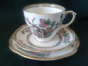 duchess bone china florence pattern tea service posot class. Black Bedroom Furniture Sets. Home Design Ideas