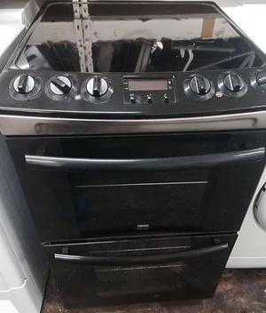 Zanussi electric cooker 55cm
