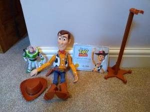 woody toy story figure