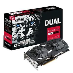 3 X Brand new Asus Dual Radeon RXGB graphics card