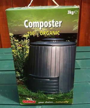 3Kg Compost maker (New) - for sale £ 5 - nice bargain