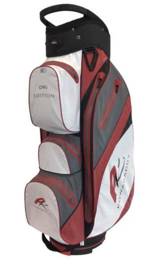 Brand new dri edition powakaddy cart bag.