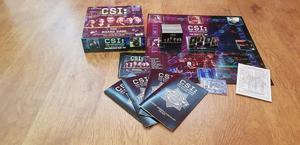 CSI: Crime Scene Investigation Board Game
