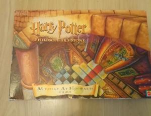 Complete, Harry Potter board game, similar to cluedo.