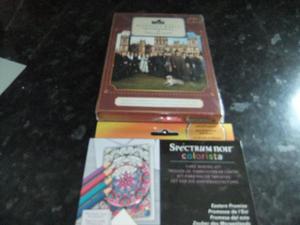 Downton Abbey triple CD ROM plus card making kit brand new