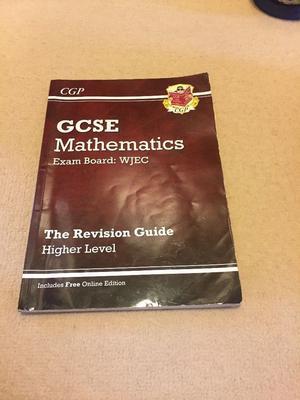 GCSE Math's Revision Guide