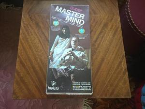Mastermind Invicta a game of cunning and logic