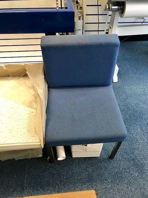 Reception Office Chairs for pick up in Barnsley choice of all £30 each, all in VGC x 8 available