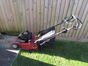 Mountfield empress 16 motor mower