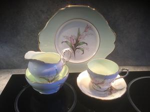 Paragon China Tea Set 21 pieces