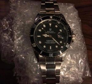 Rolex Oyster Black Watch