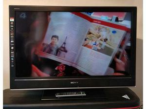 "Sony Bravia 40"" Full HD Ready LCD TV Built in Digital Freevi"