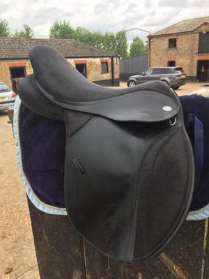 Thorowgood t4 cob saddle
