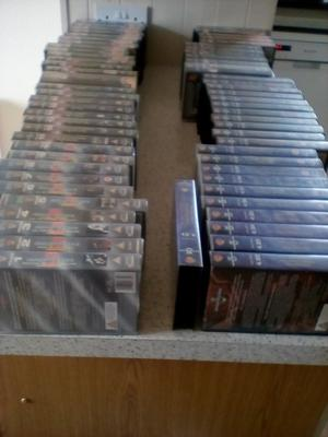 BABYLON 5 Collection - VHS Tapes