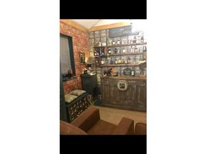 Bar shelving and wooden wine boxes in Sheffield