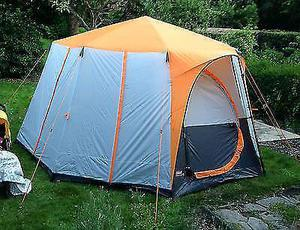 Coleman Trispace 8 Tent Good Family Tent Posot Class
