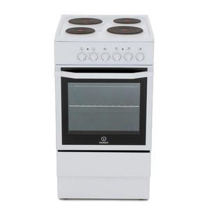 white indesit slimline electric cooker in posot class. Black Bedroom Furniture Sets. Home Design Ideas