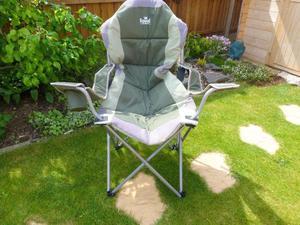 Folding camping/fishing chair