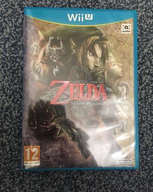 Legend Of Zelda Twilight Princess HD WiiU