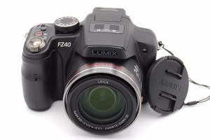 Panasonic Lumix DMC-FZMP 3'' Screen 24x Zoom Digital