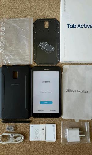 Samsung galaxy tab Active 2 (tg & wifi