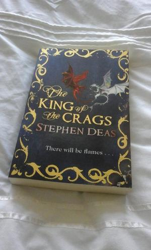 the king of crags book