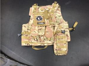 Airsoft tactical vest / plate carrier in Birmingham