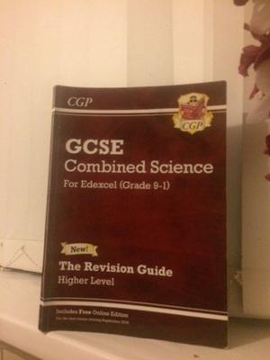 CGP Science Revision Guide