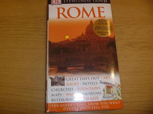 DK Eyewitness Travel Guide: Rome (Paperback, )