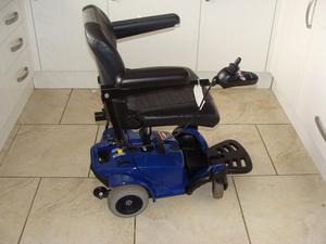 Go Chair (new 15 amp batteries for longer range)