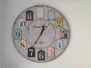 Large Clock in Whitstable