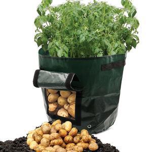 Potato Planter Bags Dreamerd 2 Pack 7 Gallon Grow Vegitables