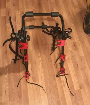 Universal car bike rack