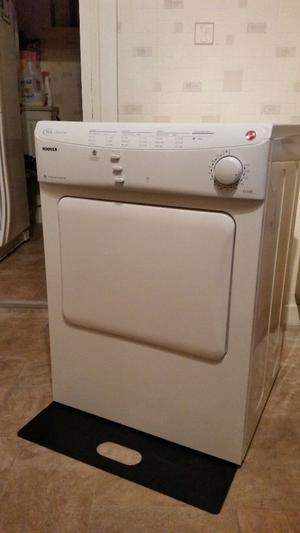 hoover 6kg tumble dryer like new with pipe can deliver for a small charge