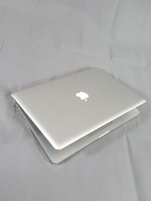 Apple MacBook Pro GHz, 8GB, 500GB.