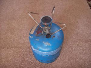 Camping Gaz Stove with Kg Exchangeable bottle Campin